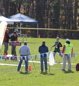 Alex Finish Line State Race