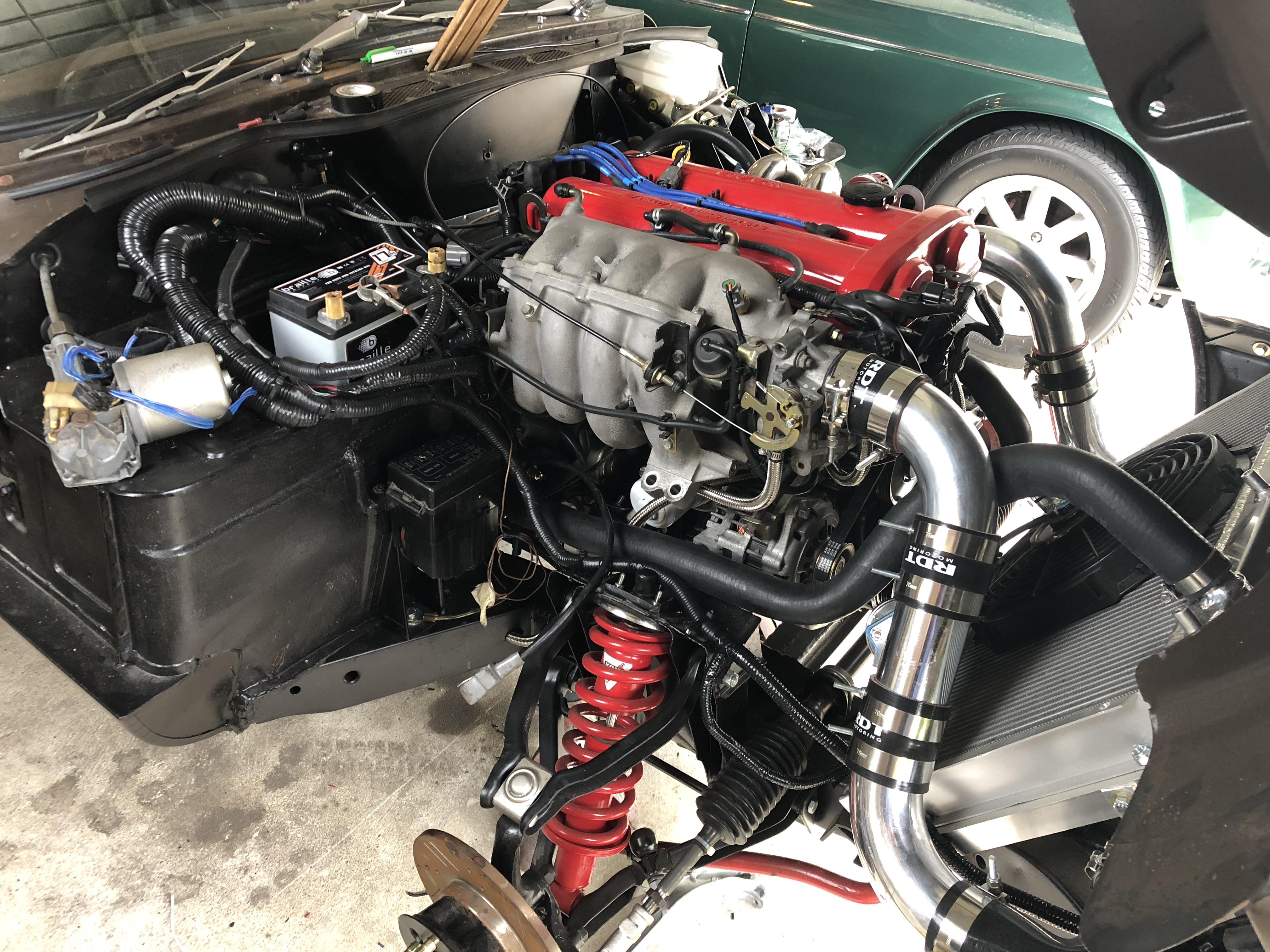Engine Swap And Setup For Track Days Triumph Performance Forum